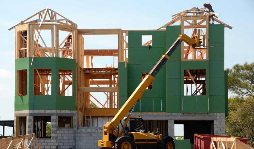 San Diego Real Estate Inspections New Construction Phase