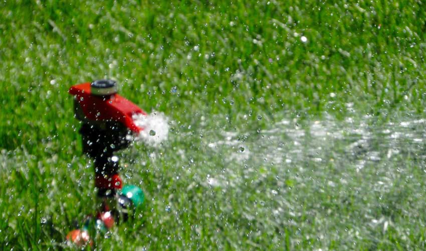 San Diego Real Estate Inspections Irrigation