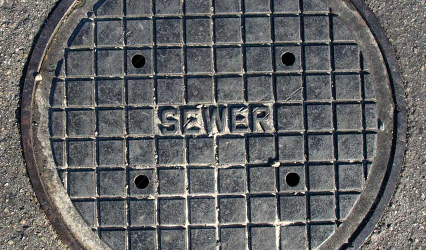 San Diego Real Estate Inspections Sewer